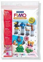 FIMO Silikonová forma Funny animals
