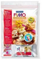 FIMO Silikonová forma Merry christmas