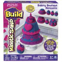 Kinetic Sand Build Cukrárna 254 g