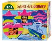 LENA Fotorámečky s barevným pískem