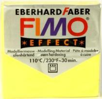 FIMO soft 56g 104 transparentní žlutá