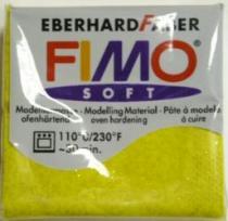 FIMO soft 56g 112 třpytivý efekt zlatá