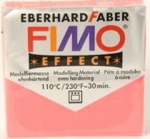 FIMO soft 56g 204 transparentní červená