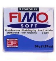 FIMO soft 56g 33 modř brilantní