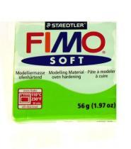 FIMO soft 56g 50 světle zelená (jablko)