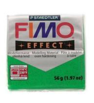 FIMO soft 56g 502 třpytivý efekt zelená