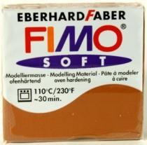 FIMO soft 56g 7 hnědá
