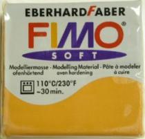 FIMO soft 56g 76 koňakově hnědá