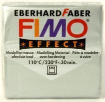 FIMO soft 56g 81 metalická stříbrná