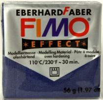 FIMO soft 57g 38 metalická safírová