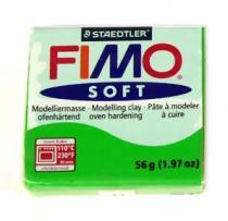FIMO soft 57g 53 tropická zelená