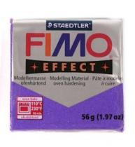 FIMO soft 57g 602 třpytivý efekt fialová