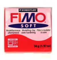 FIMO soft 57g 24 červená
