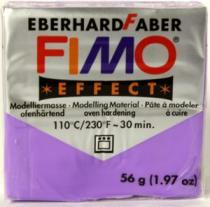 FIMO soft 57g 604 transparetní fialová