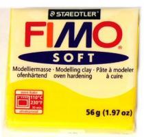 FIMO soft 57g 10 citrónově žlutá
