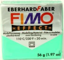 FIMO soft 57g 504 transparentní zelená