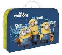 Karton P+P Kufřík dětský papírový Minions