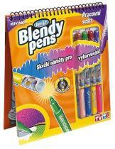 RENART Pracovní sešit Blendy Pens
