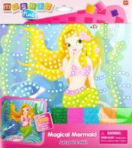MOSAIC TIME Mozaikový obrázek Mořská panna