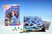 Ledové království Anna a Elsa Frozen