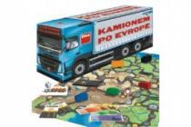 Kamionem po Evropě
