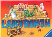 RAVENSBURGER Labyrint: Bláznivé bludiště