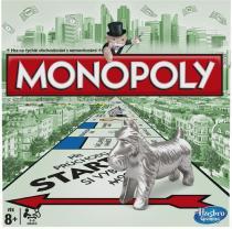 Hasbro Nové Monopoly