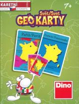 DINO Geo karty Svět