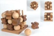 ALBI Tik Tak Toe 3D Piškvorky