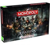 Monopoly Assassin's Creed: Syndicate