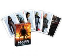 Mass Effect hrací karty