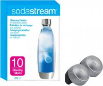 Sodastream víčko peng. 2ks + tablety soda