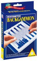 Piatnik Backgammon (cestovní (magnetická hra))
