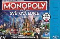 Hasbro Monopoly Teď a tady Světová edice