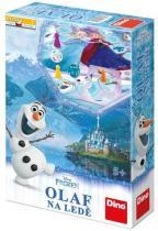 Dino Olaf na ledě