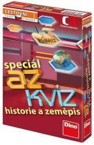 Dino AZ kvíz Historie a zeměpis