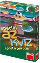 Dino AZ kvíz Sport a příroda