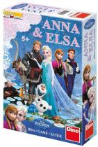 Dino Frozen Anna & Elsa