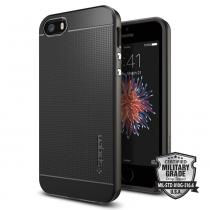 Spigen Neo Hybrid pro Apple iPhone 5 / 5S / SE Gunmetal (041CS20184)