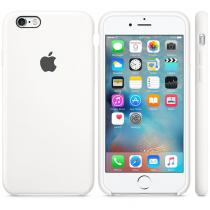 Apple iPhone 6s Silicone Case White (MKY12ZM/A)