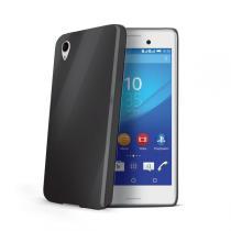 CELLY Gelskin pro Sony Xperia M4 Aqua černá (GELSKIN481BK)