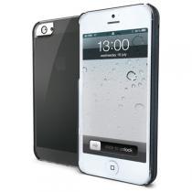 CELLY Gelskin pro Apple iPhone 5 / 5S / SE černá (GELSKIN185BK)