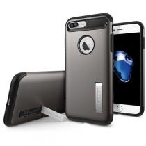 Spigen Slim Armor pro iPhone 7 Plus gunmetal (043CS20309)