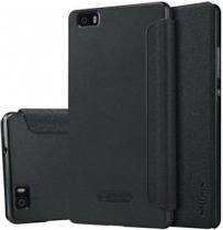 Nillkin Sparkle Folio Black pro Huawei Ascend P8 Lite (25629)