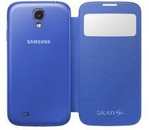 Samsung S-View EF-CI950BC pro Galaxy S4 světle modrá (EF-CI950BCEGWW)