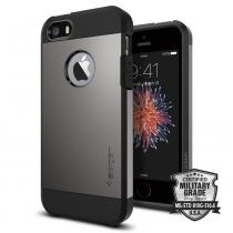 Spigen Tough Armor pro iPhone SE / 5s / 5 gunmetal (041CS20188)