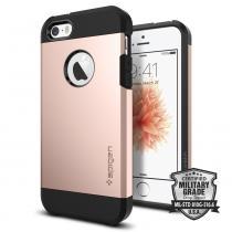 Spigen Tough Armor pro iPhone SE / 5s / 5 růžová (041CS20190)