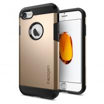 Spigen Tough Armor pro iPhone 7 champagne gold (042CS20490)