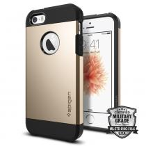 Spigen Tough Armor pro iPhone SE / 5s / 5 zlatá (041CS20252)