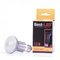Best-Led E27 7W tep.bílá BL-R63-7-WW